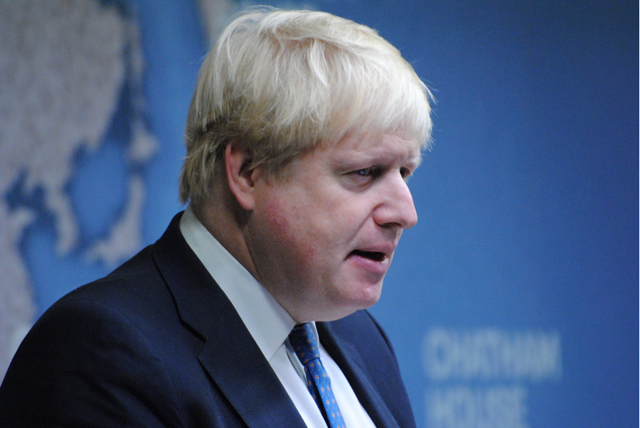 Boris Johnson Broke the Law (Chatham House London)