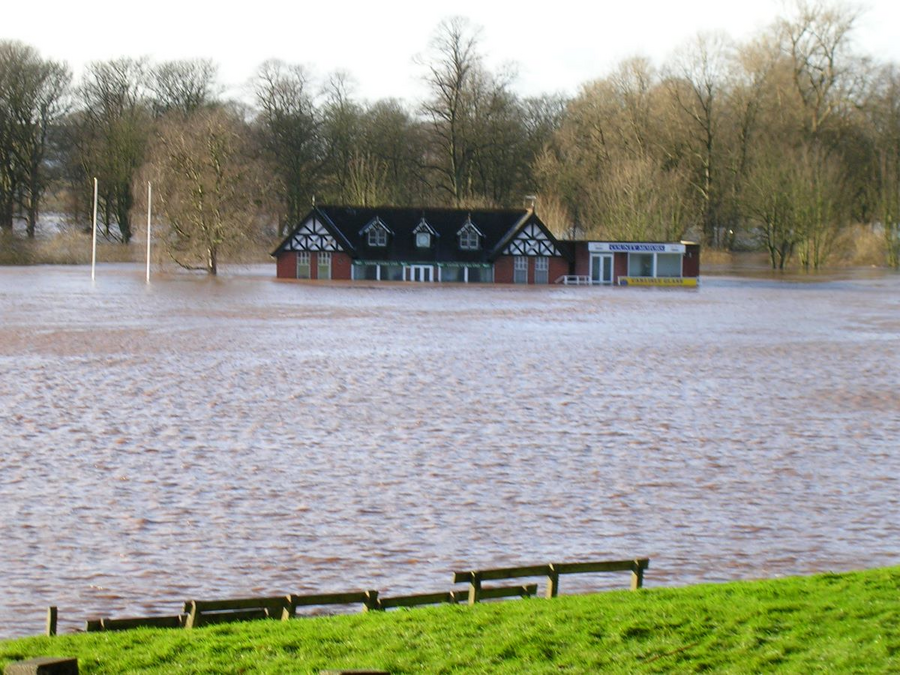 Climate Change causes Flooding